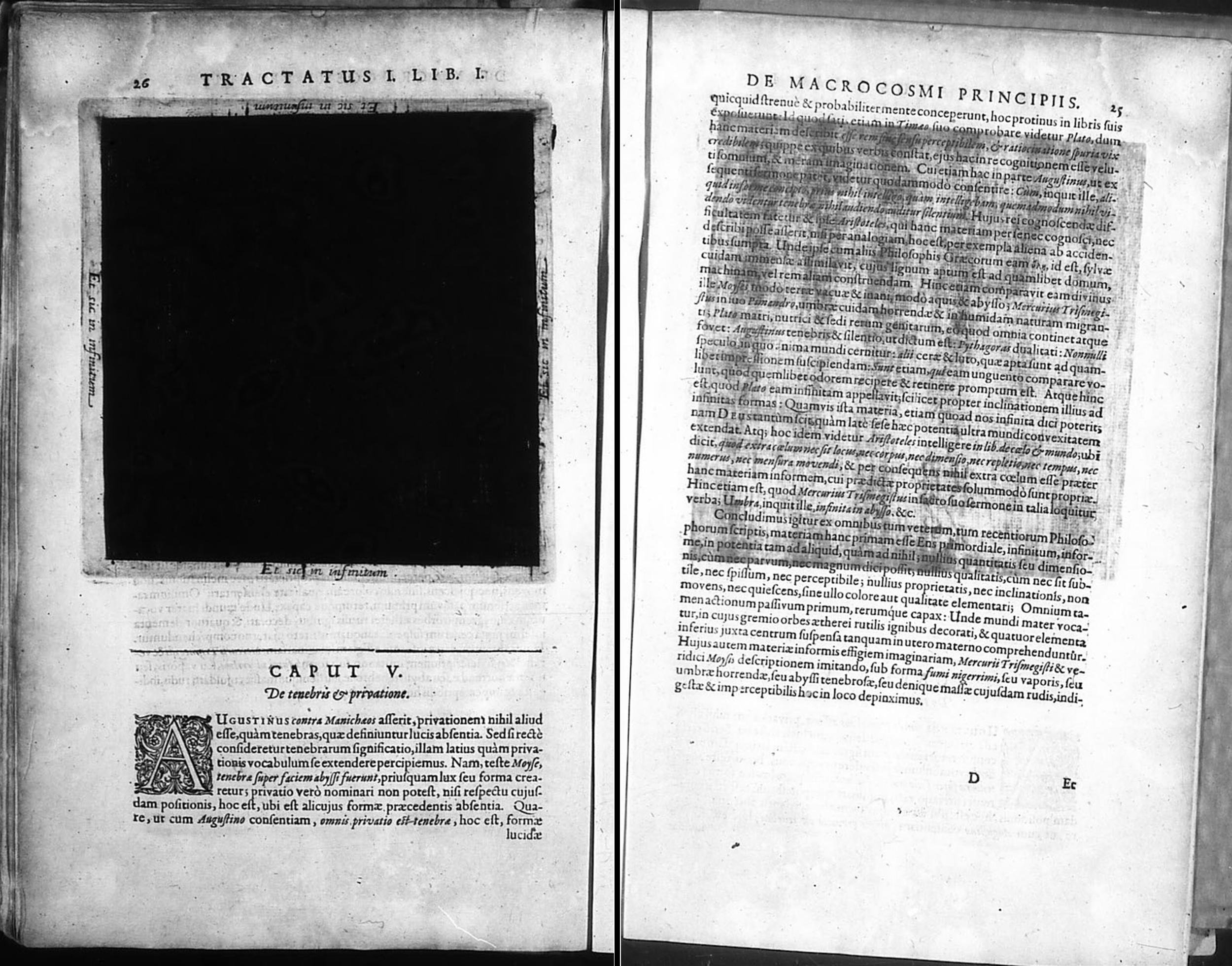 Bancroft Library UC Berkeley. Page 26 (verso) - Page 25 (recto)