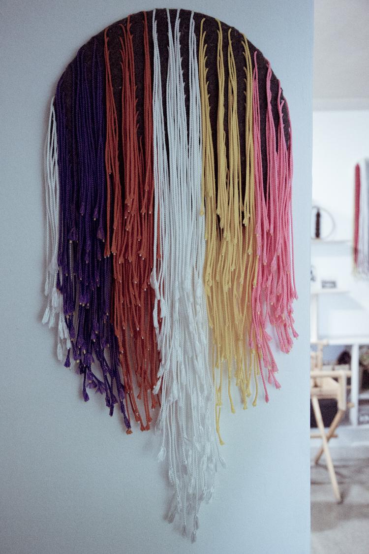 Sandra Schollmeyer, Textile Design, Hamburg, Germany 2017