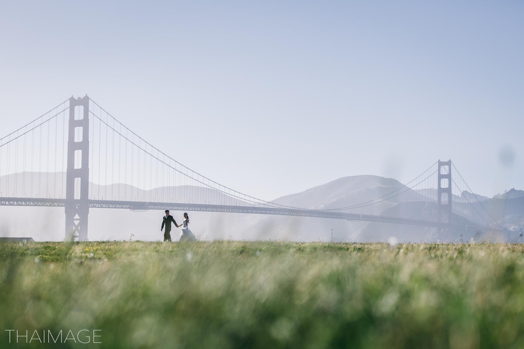 Crissy Field, San Francisco