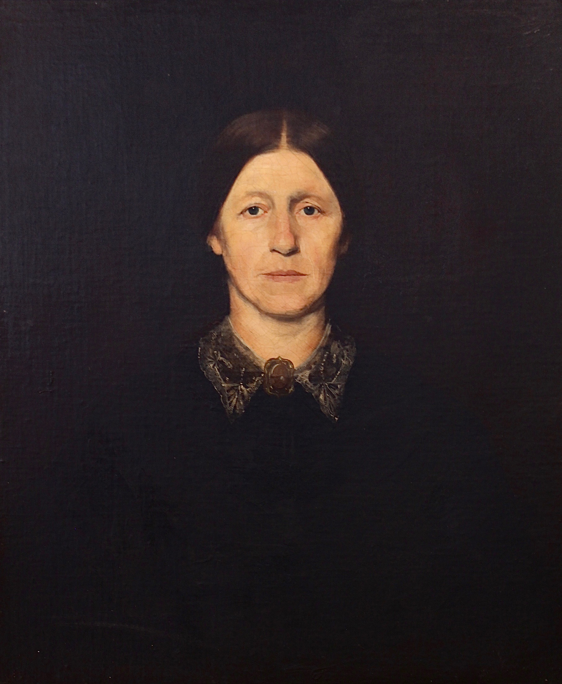 """Portrait of the Artist's Mother"", 1879"