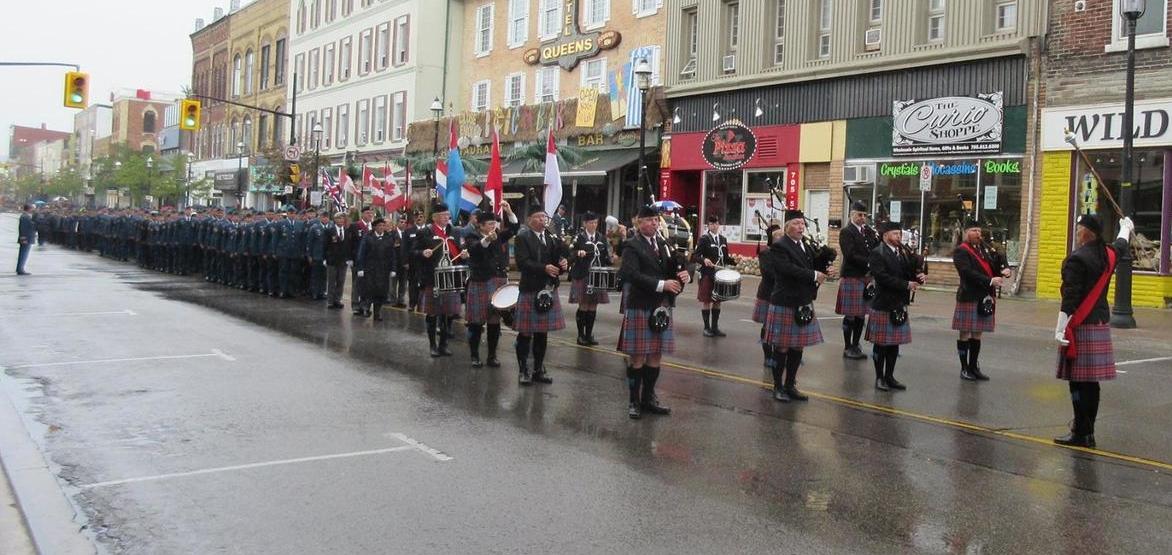 Battle of Britain Parade