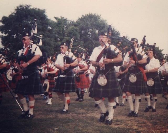 Orillia Scottish Festival, 1991