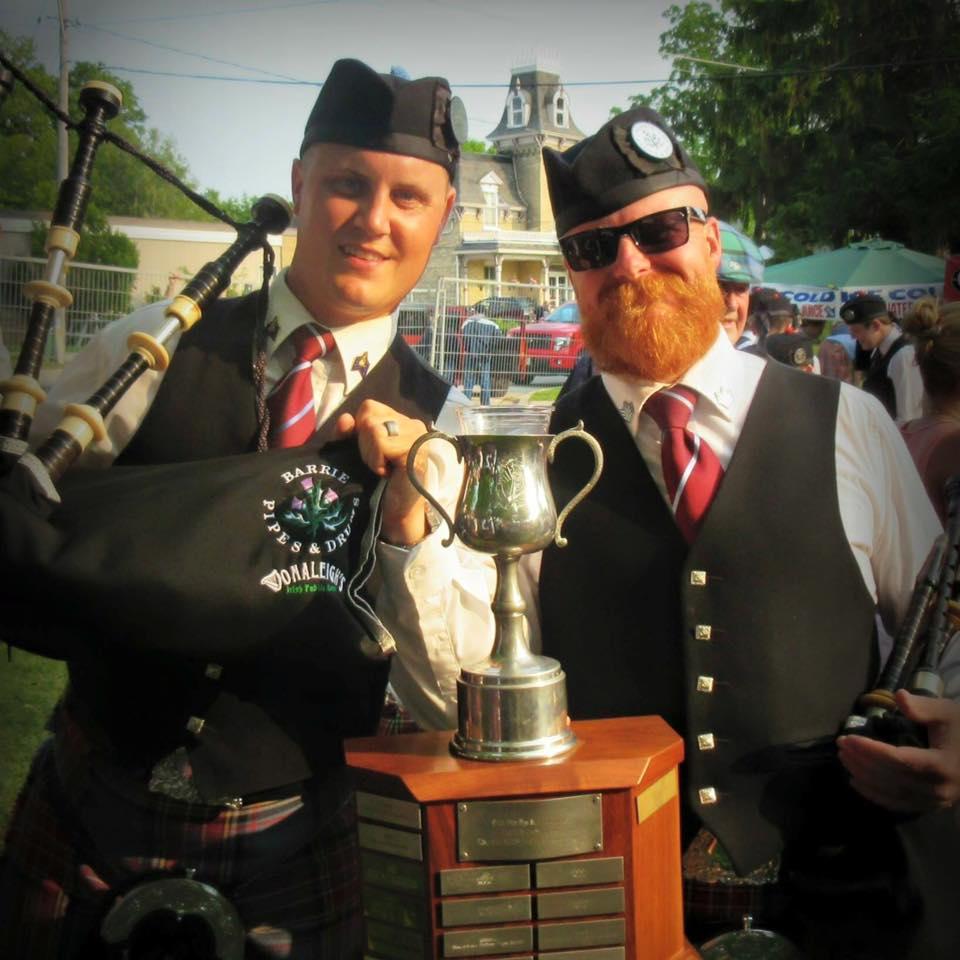 Frist place trophy!!