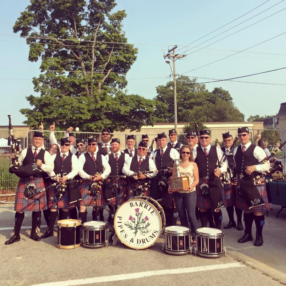 Kincardine 2015 - Band w trophy.jpg