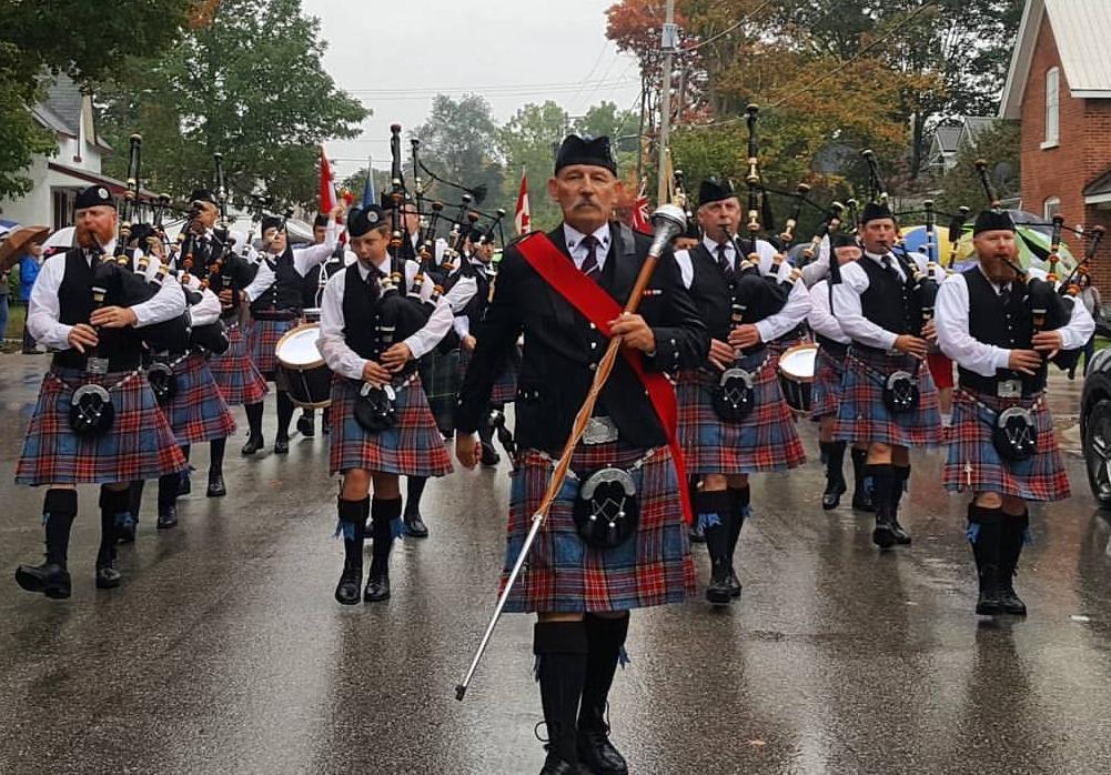 Elvmale Fall Fair Parade