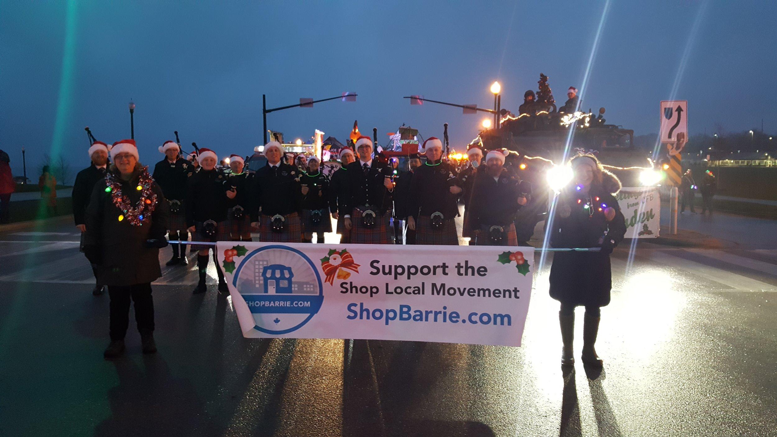 Barrie Santa Claus Parade
