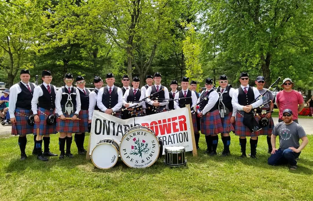 Kingston Scottish Festival, May 2018