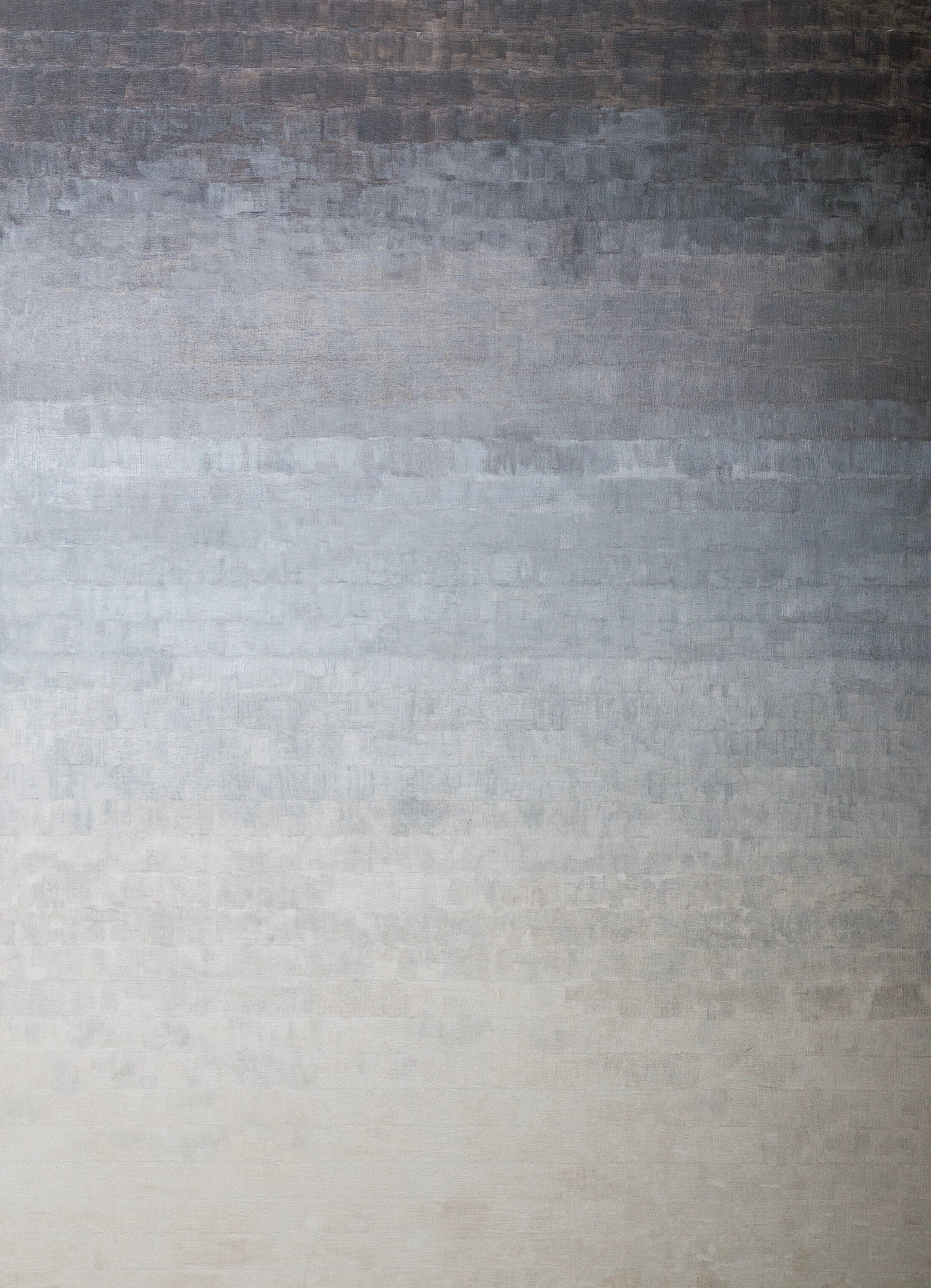 S-239, 2017, oil on canvas, 72 x 52 inches
