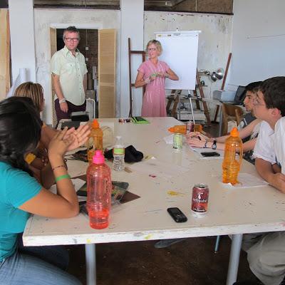 Back Porch Studio - Design/Build Summer Camp for Teens