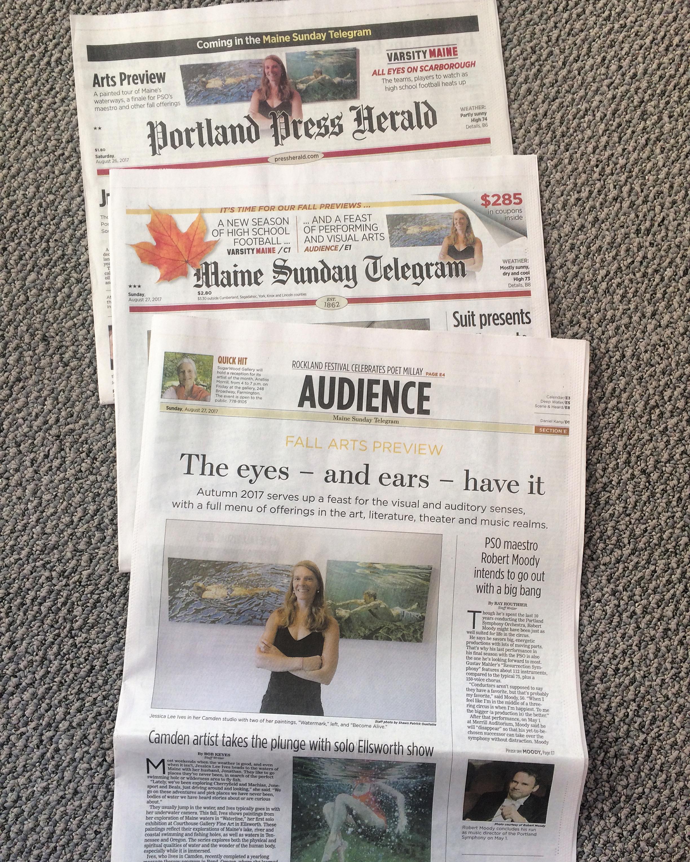Click here for full Maine Sunday Telegram feature