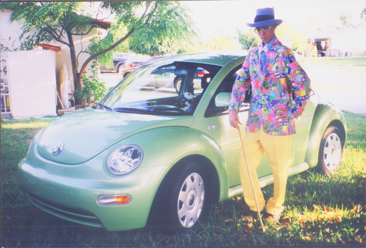 1999, 8th Grade Prom, Miami, FL