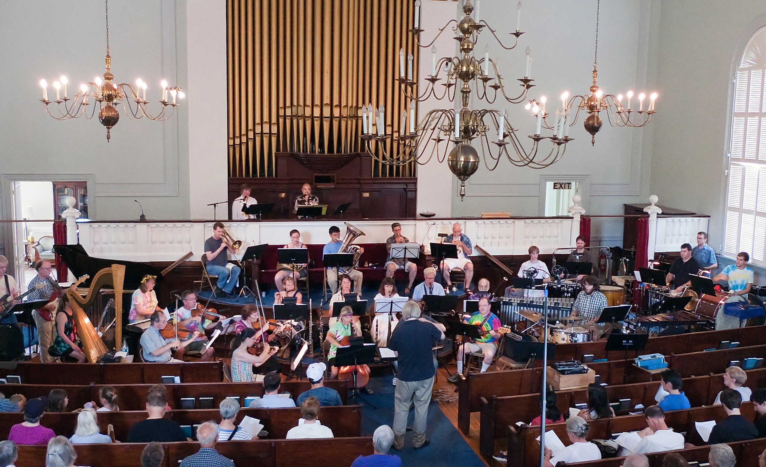 Concord Chamber Ensemble plays music by Frank Zappa