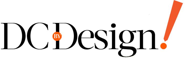 DC by Design Logo