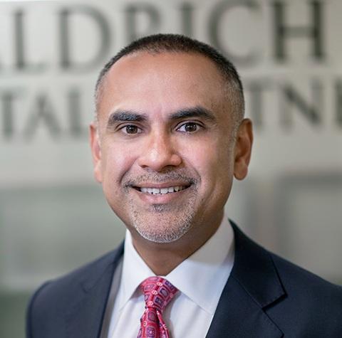 Mirza Baig Founding Partner Alrich Capital
