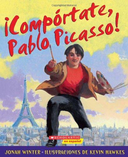 ¡Compórtate Pablo Picasso!