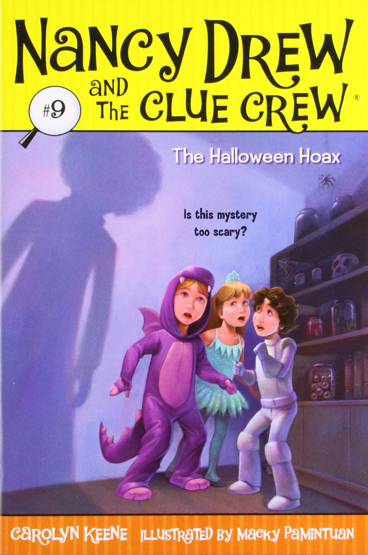 Nancy Drew and the Clue Crew: The Halloween Hoax