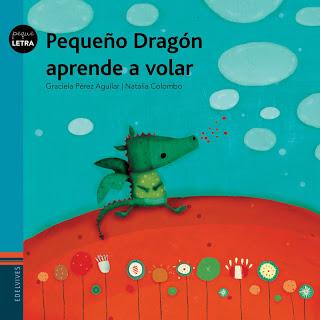 Pequeño dragón aprende a volar