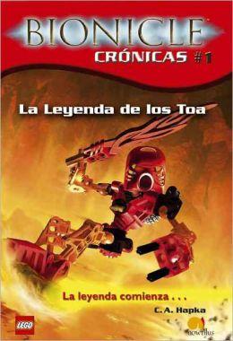 Bionicle Crónicas: La Leyenda de los Toa