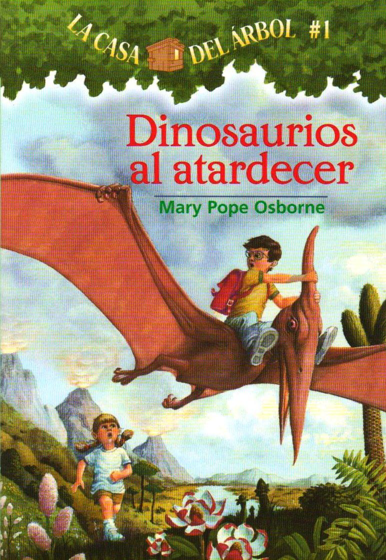 La Casa del Árbol: Dinosaurios al atardecer