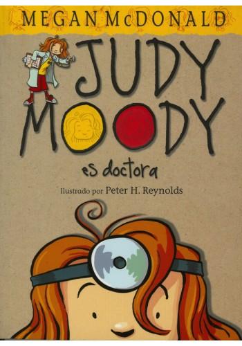 Judy Moody es doctora