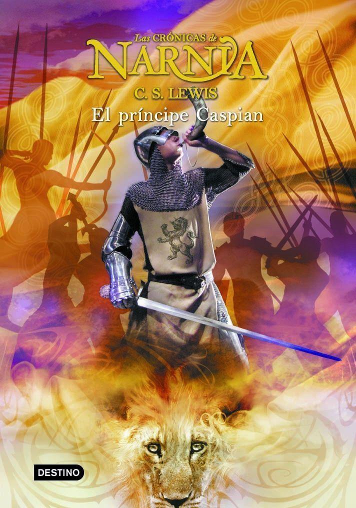 Las Crónicas de Narnia #4: El príncipe Caspian