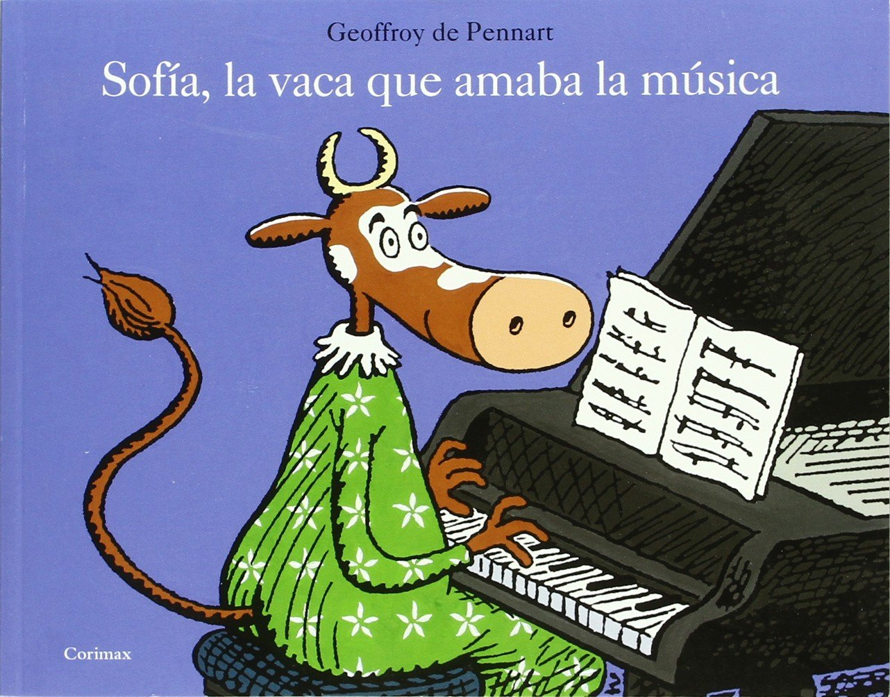 Sofía, la vaca que amaba la música