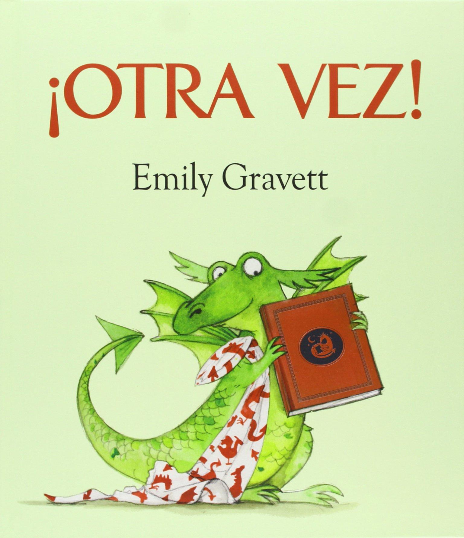 ¡Otra Vez! de Emily Gravett