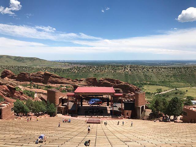 Red Rocks Amphitheatre 💋🎸