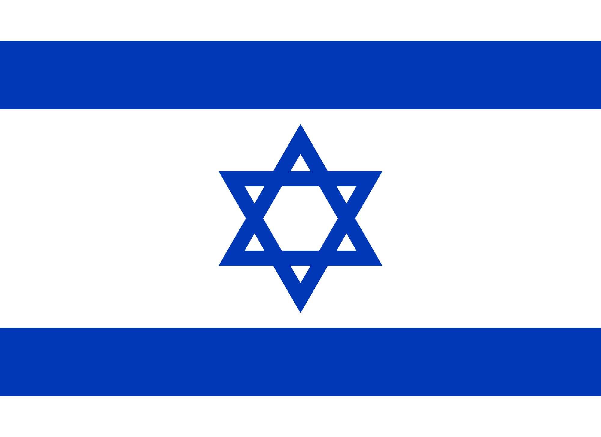 This flag uses the most recognized symbol of Jewish identity and wider community -- the Star of David. Still, t he earliest Jewish usage of the symbol was inherited from medieval Arabic literature and Kabbalists who used the symbol   for talismanic properties in amulets   (   segulot   ) where it was known as the Seal of Solomon.