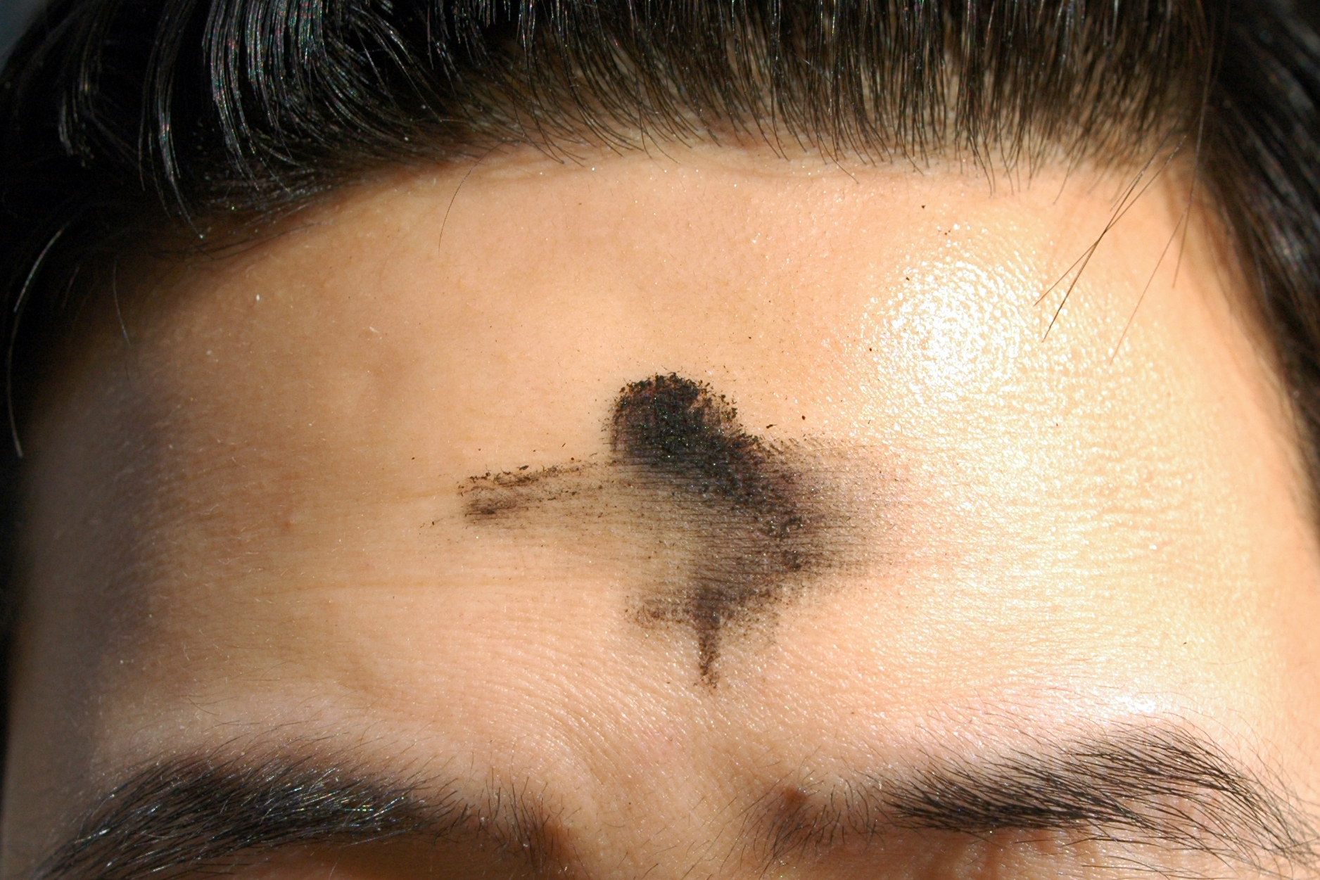 Christians across the world remember Ash Wednesday on Feb. 18, 2015. What other religious face markings exist? And why are they so prominent?