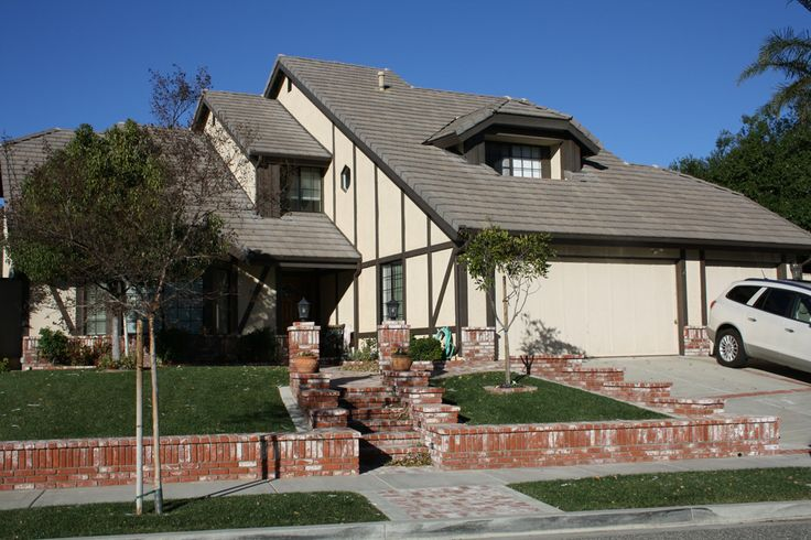 "The ""Poltergeist House"" in Simi Valley, CA where I grew up. What wonderful, horrifying, childhood memories."