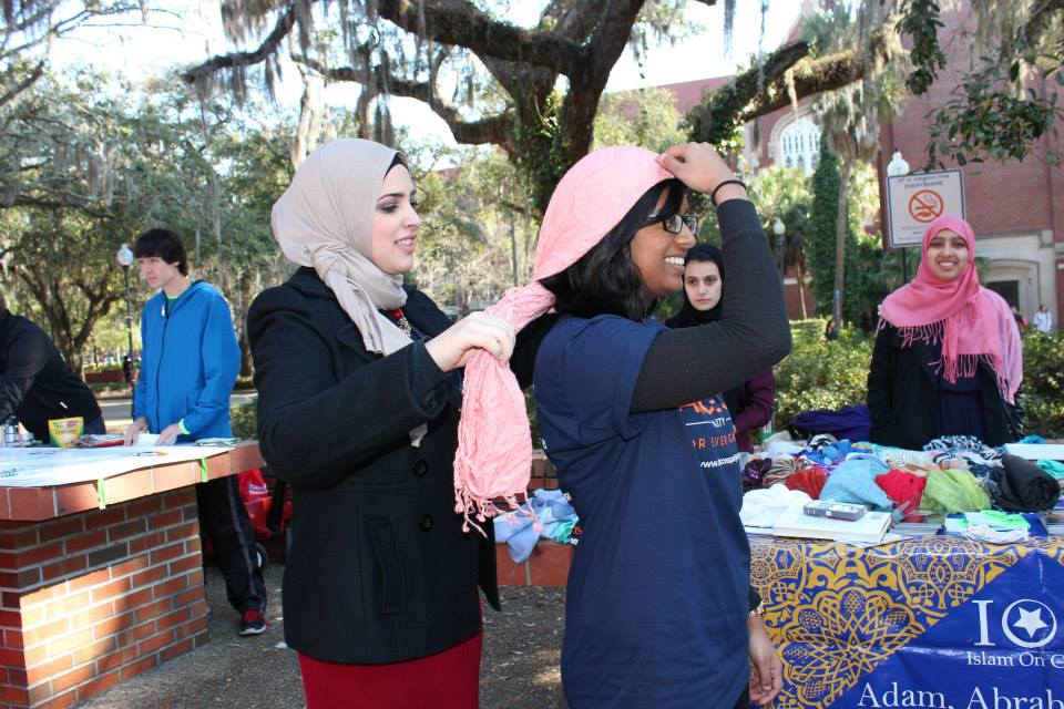 Photo: Islam on Campus UF