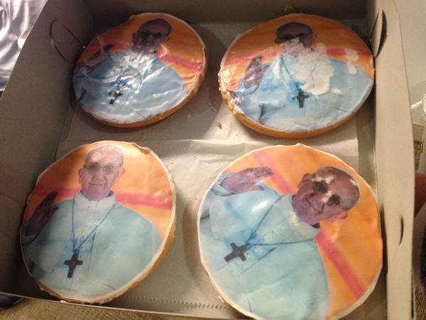 Pope Cookies