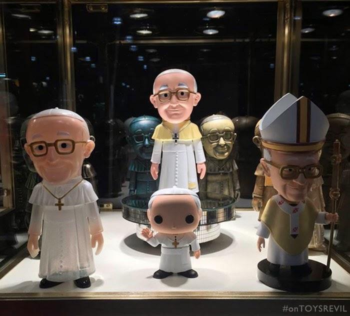 Pope Bobbleheads