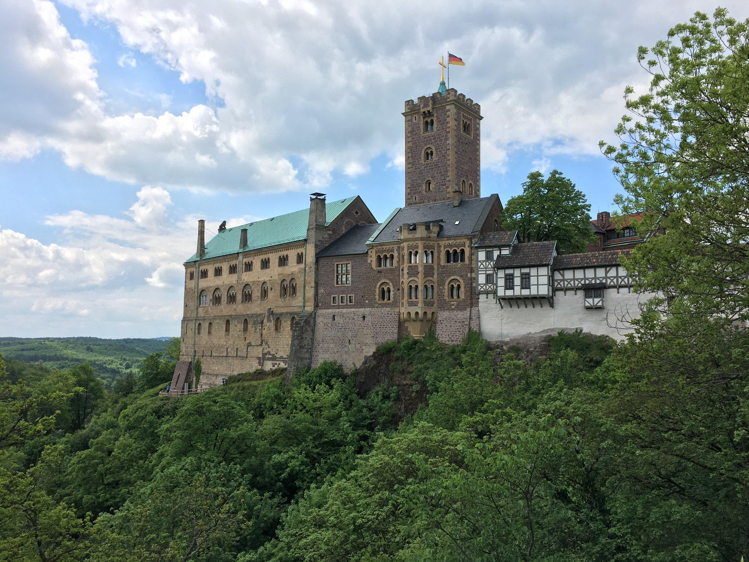 Wartburg Castle (PHOTO: Ken Chitwood)