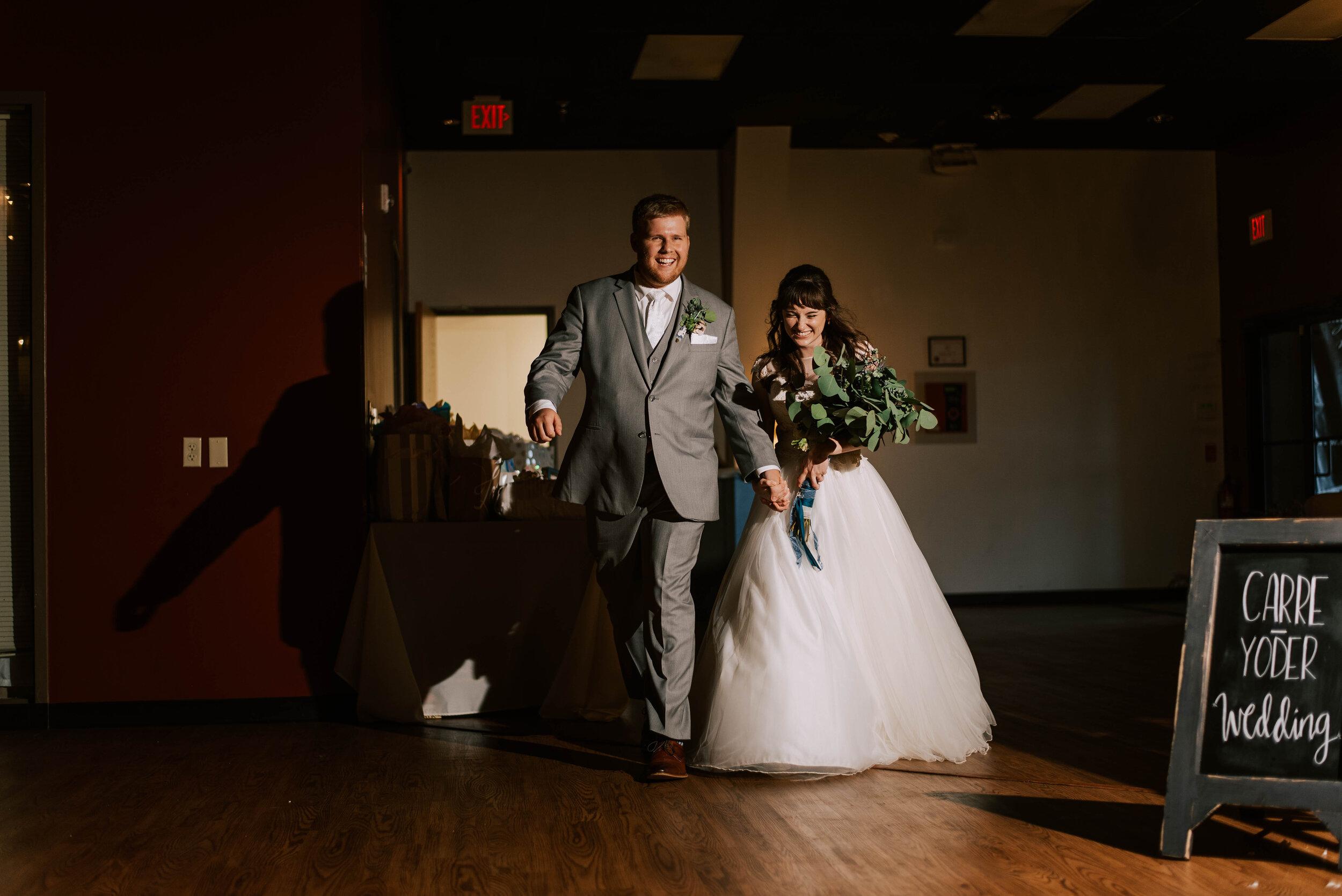Your wedding adventure begins here!