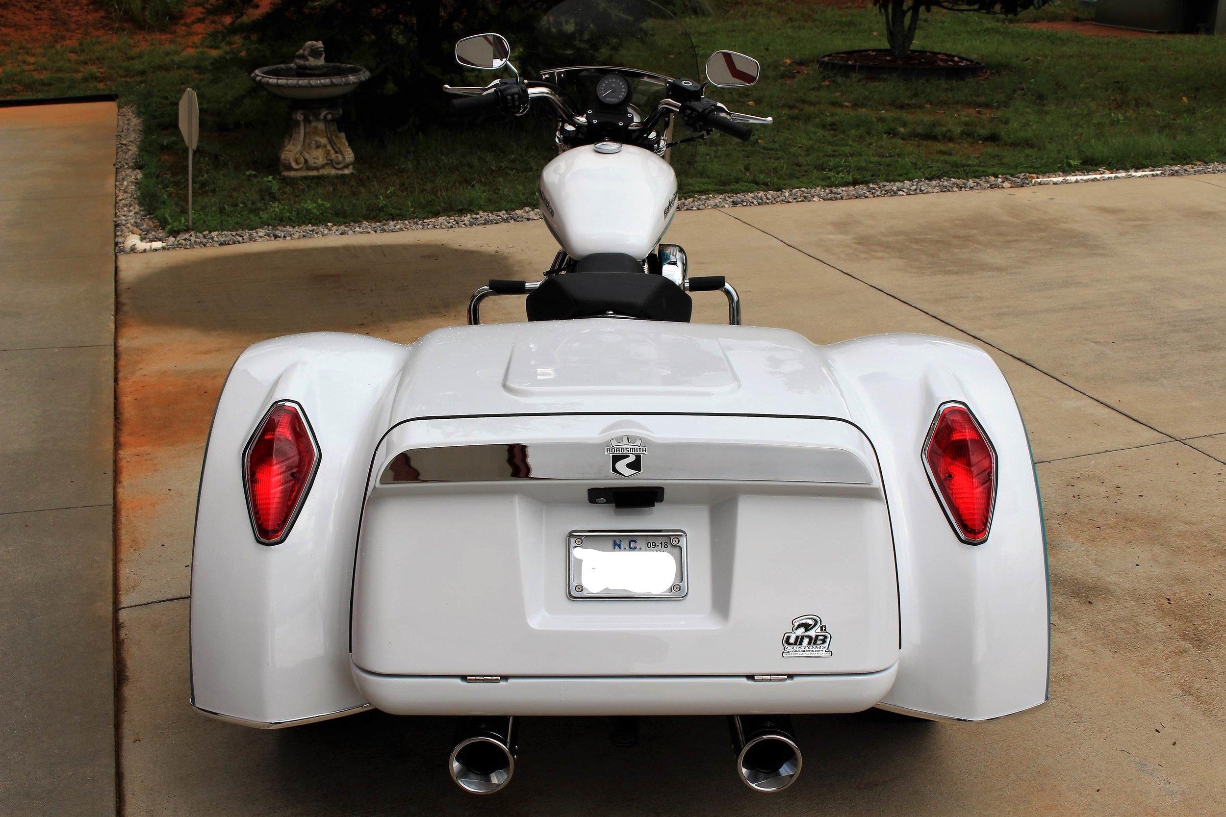 sportster roadsmith kit rear