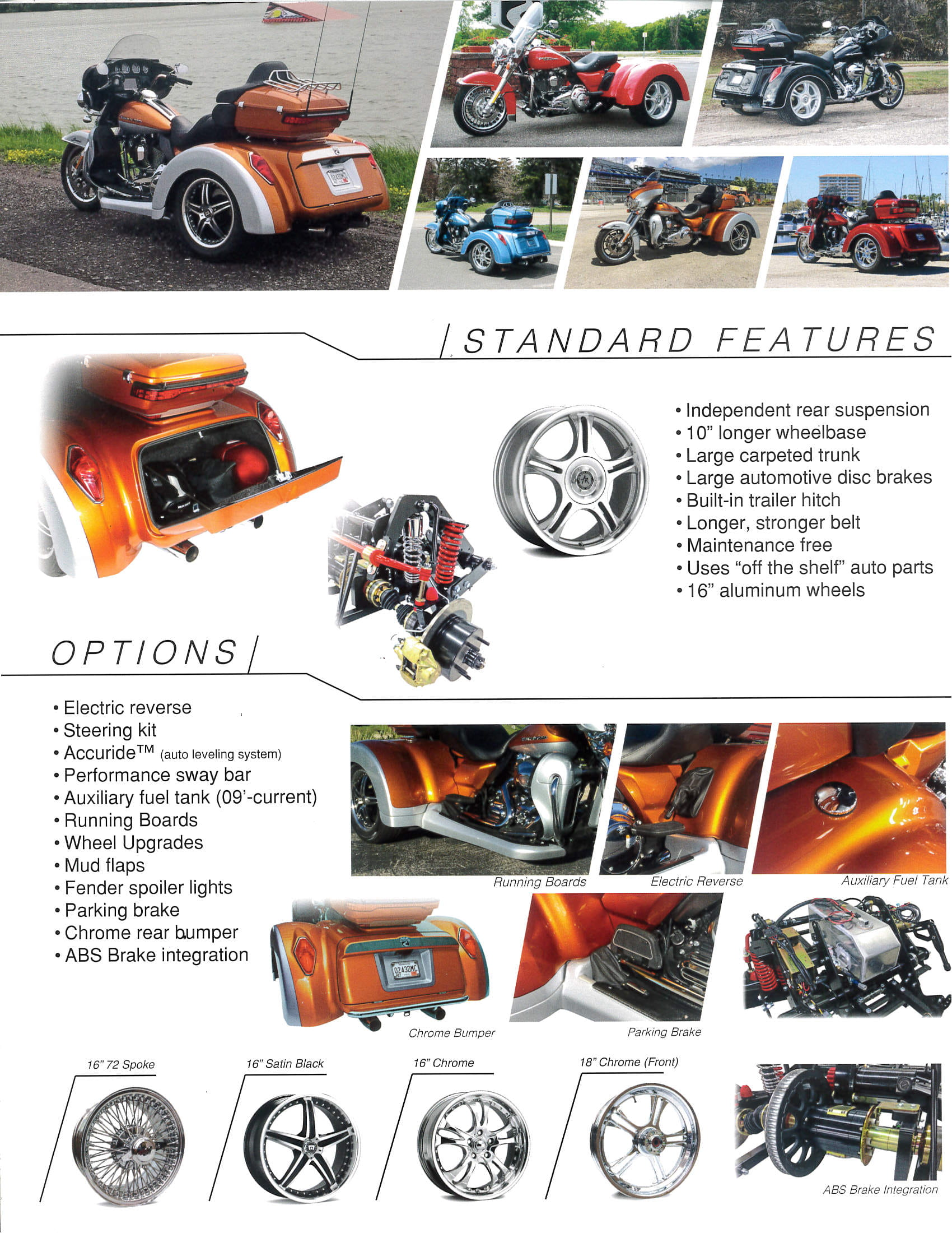 best features Roadsmith independent suspension trike kit for Harley Davidson.jpg