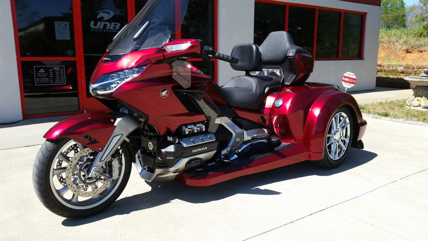 Roadsmith HTX Kit Goldwing