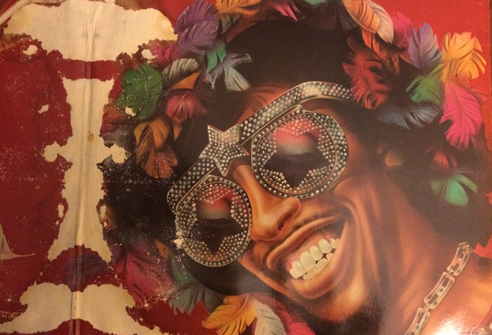 ...Bootsy? Player of the Year  --Bootsy's Rubber Band (circa 1978)