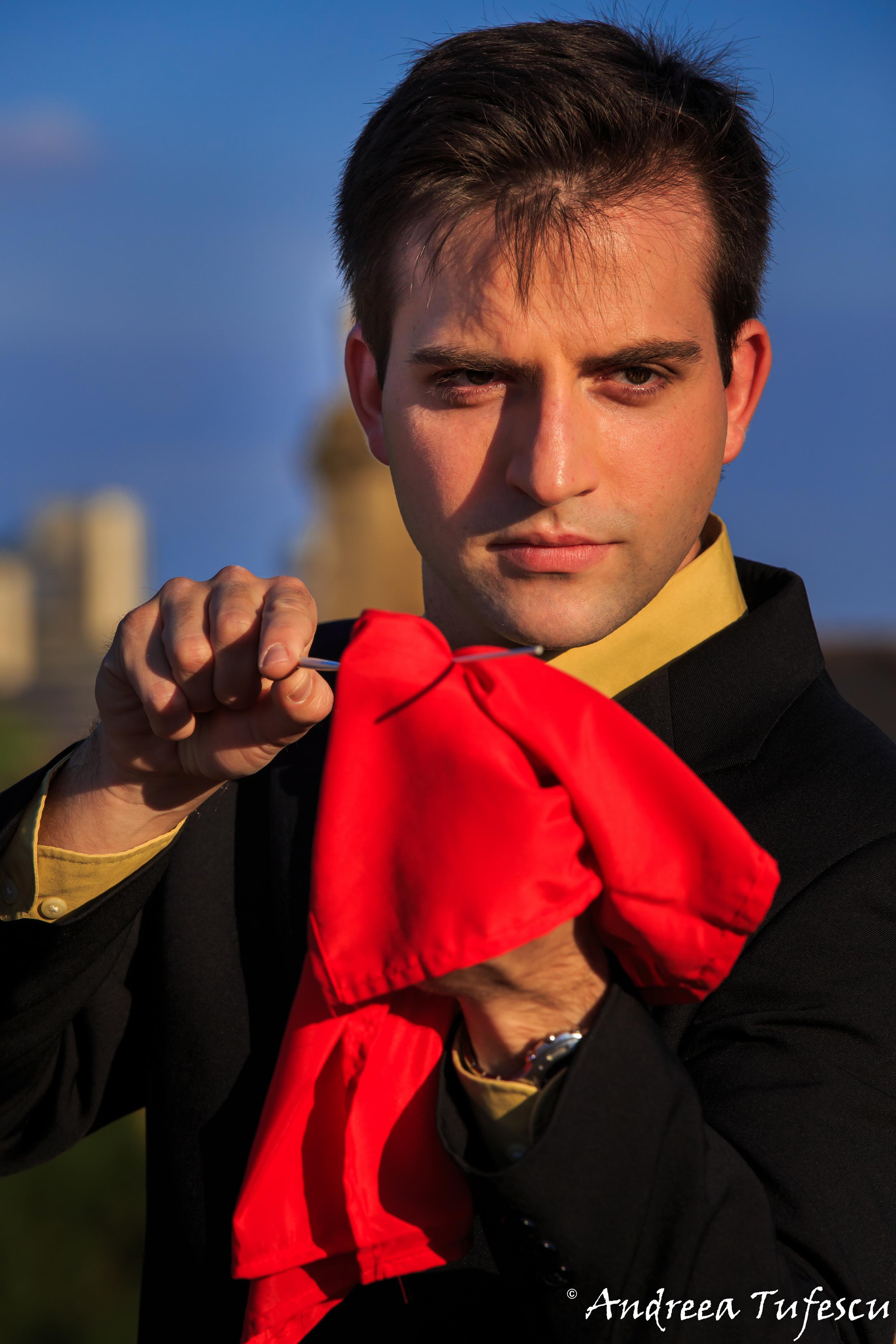 Conductor PABLO URBINA