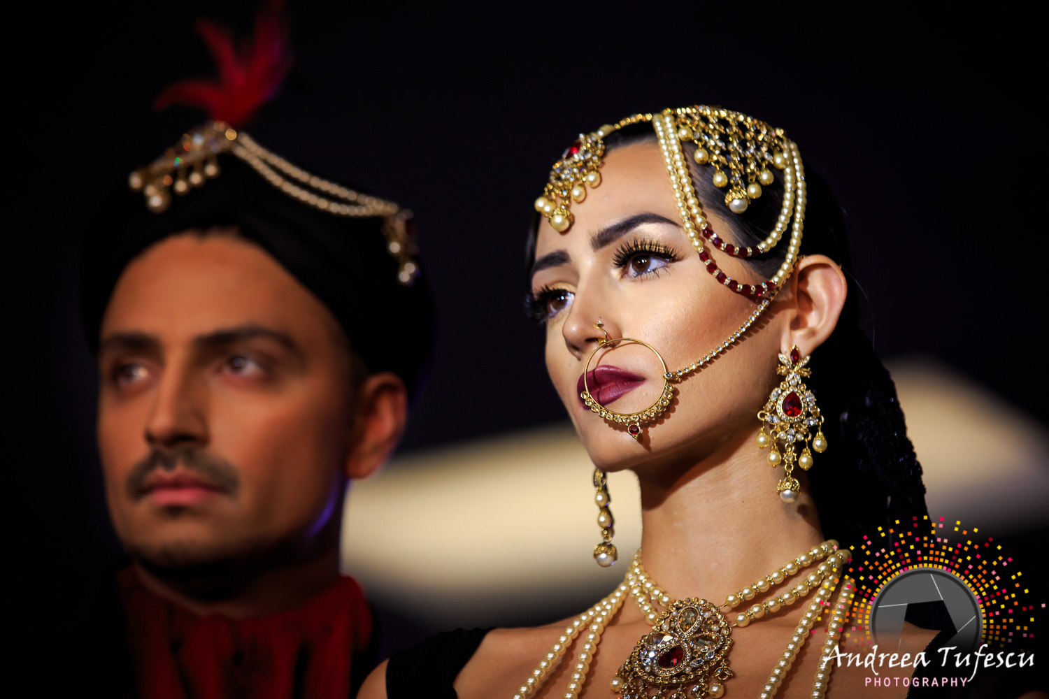 Asian Bride Fashion Show at Excel Olympia