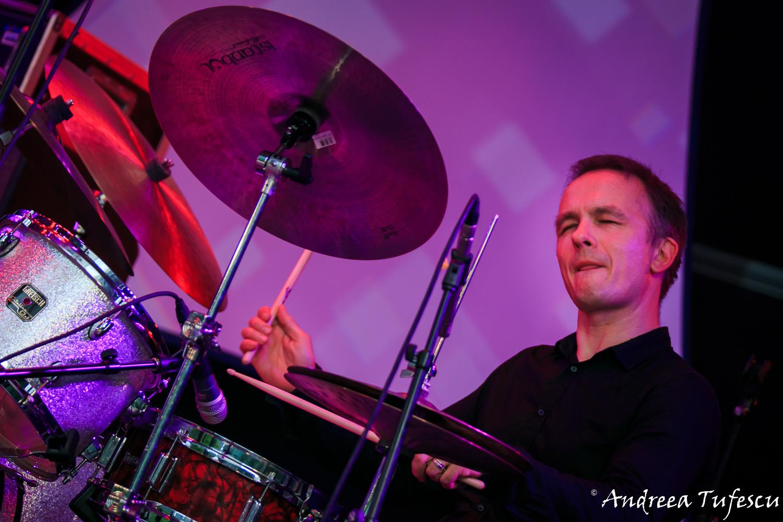 Canary Wharf Jazz Festival by London photographer Andreea Tufescu