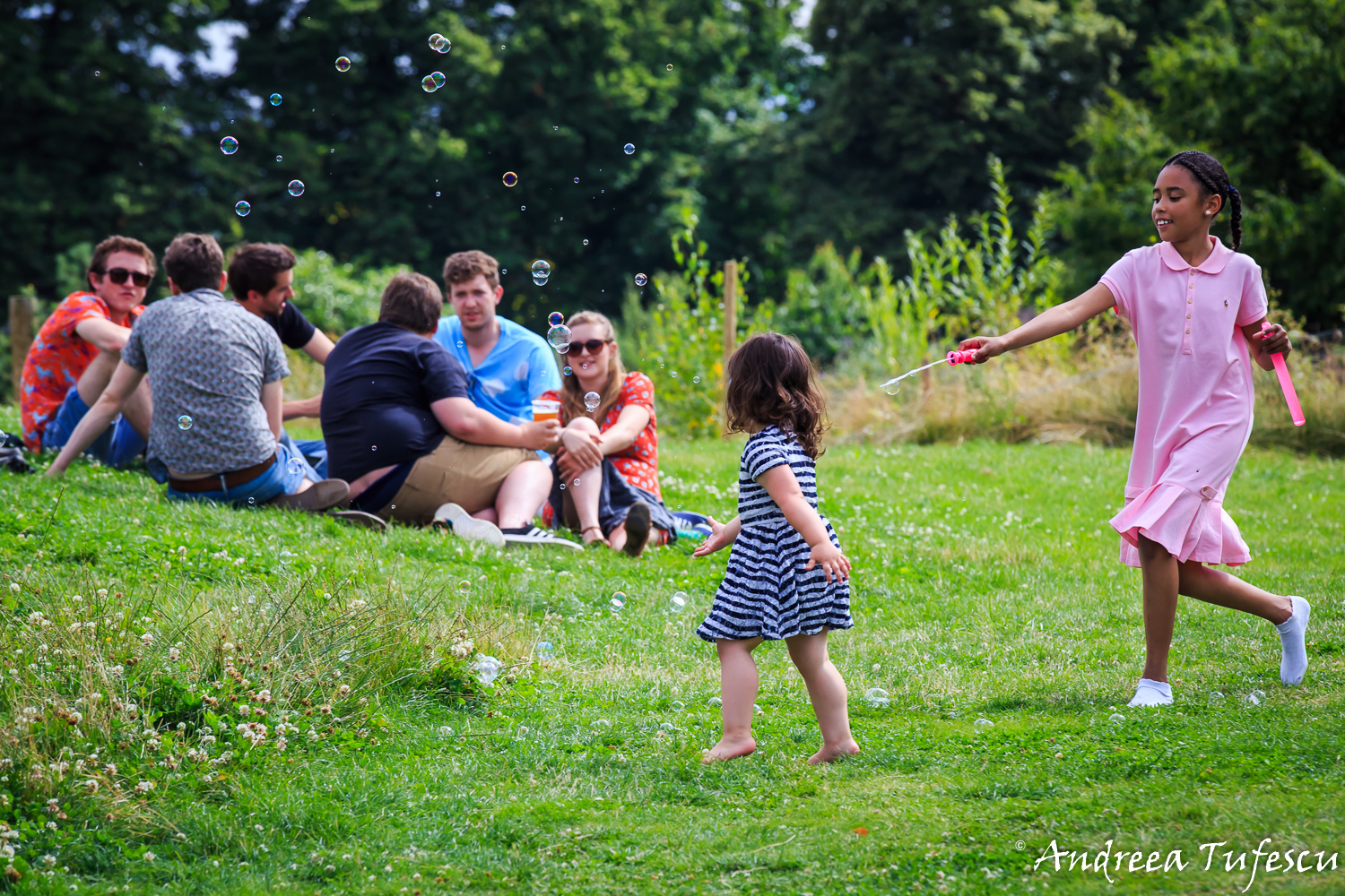 Walthamstow Garden Party 2016 - festival photography by London photographer Andreea Tufescu