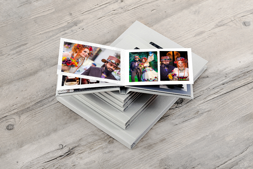 Wedding and Portrait Photography Products - Albums and Books - Wedding Album