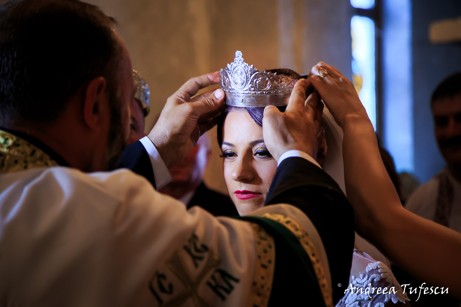 Wedding and Engagement Photography by Andreea Tufescu - L & I Wedding - Traditional Church Ceremony and Reception