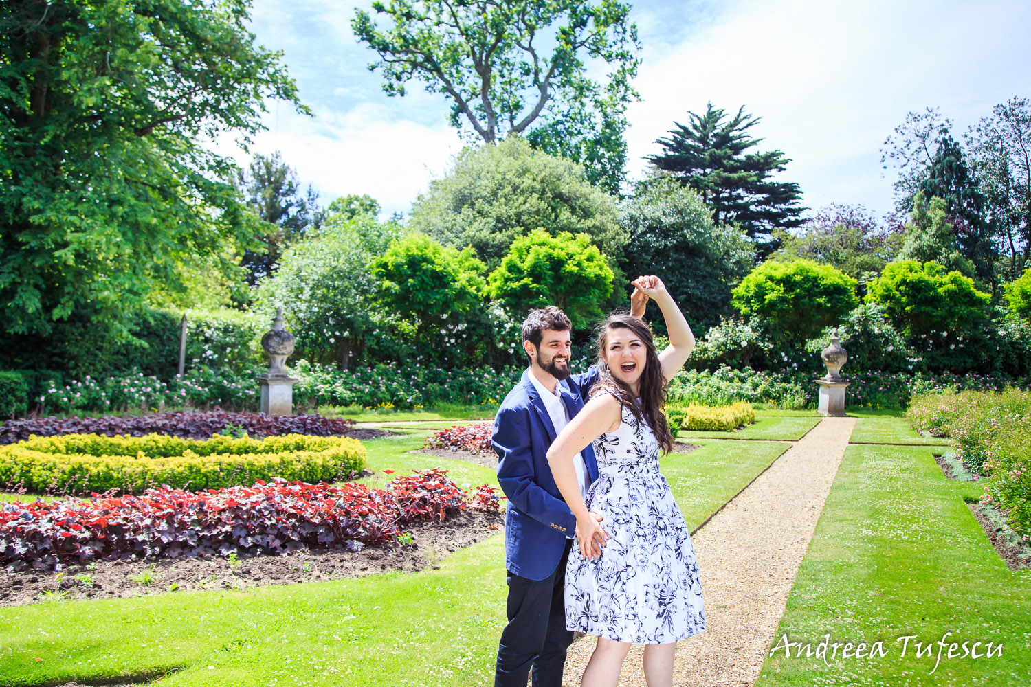 Wedding and Engagement Photography by Andreea Tufescu - L & D En