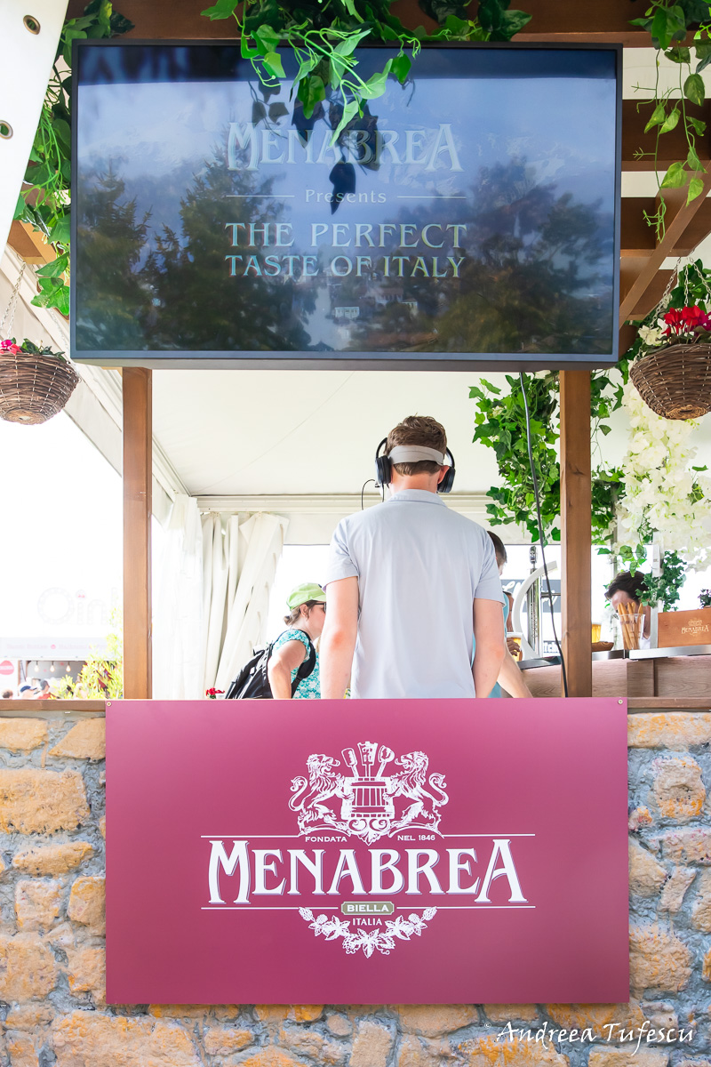 Menabrea Hampton Court Palace Food Festival Aug 2019 - images by Andreea Tufescu Photography