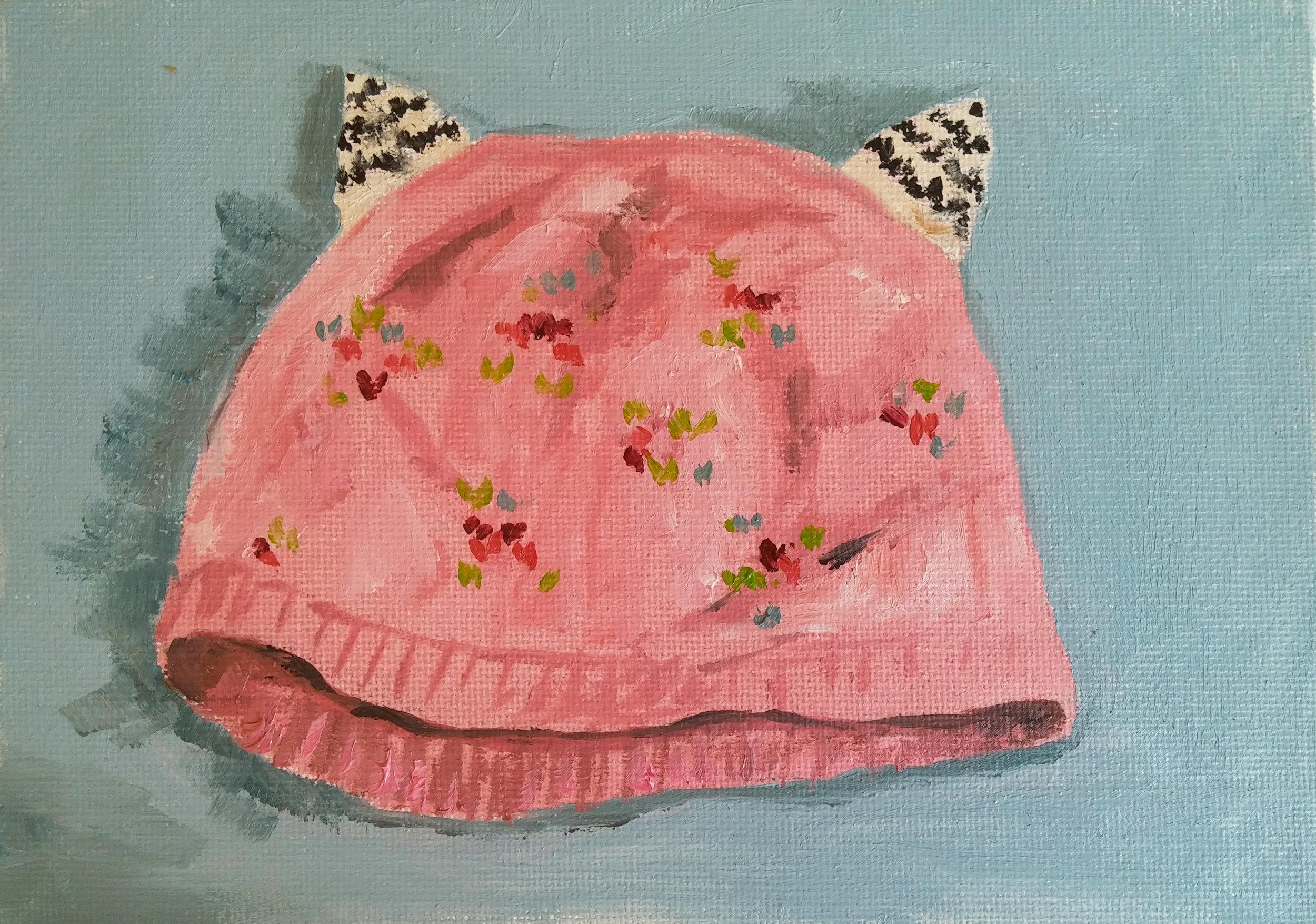 Day 15 - Winter Hat