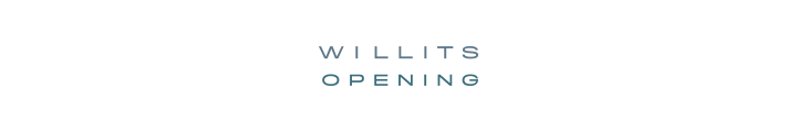 willits-opening